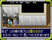 GameImage:城の地下入り口